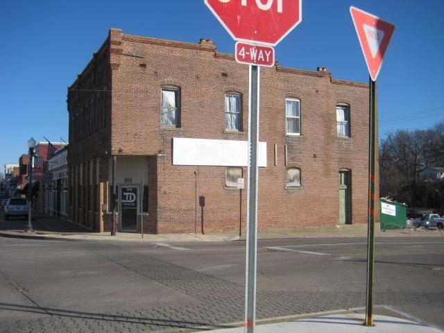 Exterior West Wall 2.JPG