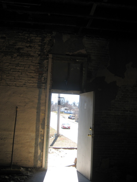 Main Level Back Door.JPG