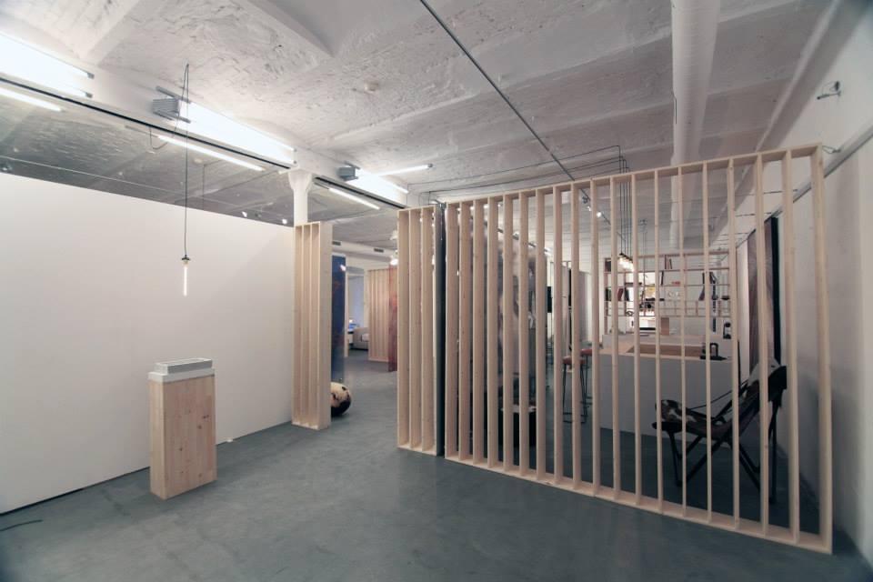 ARTLOFT K35 Gallery, Moscow Team: A.Kulik, G.Badalacchi