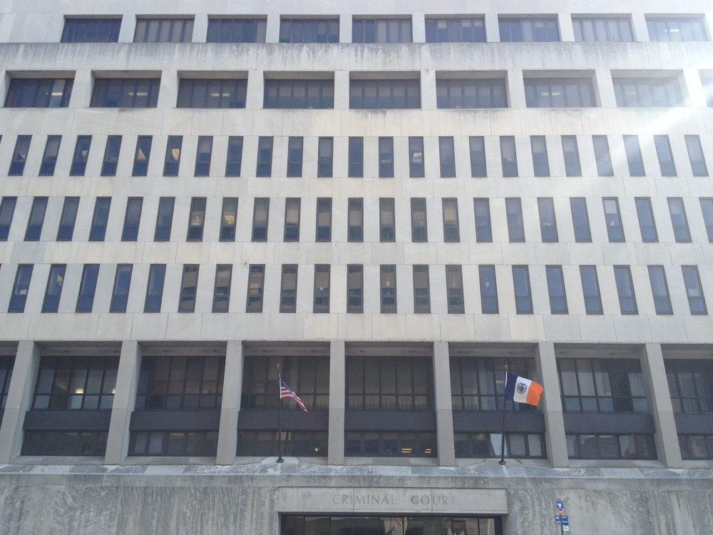 Bronx Arraignment Court Building