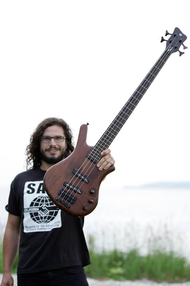 Ronnie Sanchez (Bass/Vocals)