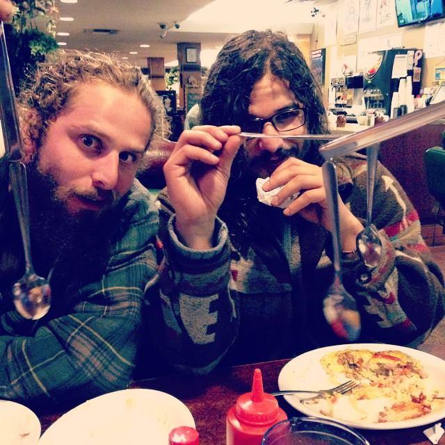 Late night diner shenangins in Denver, CO!