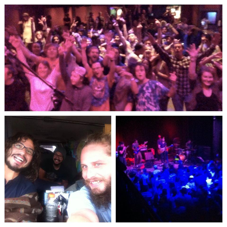 That's a wrap! Ending the tour with a sweaty night in Durango, CO with all you Durangotans!!!