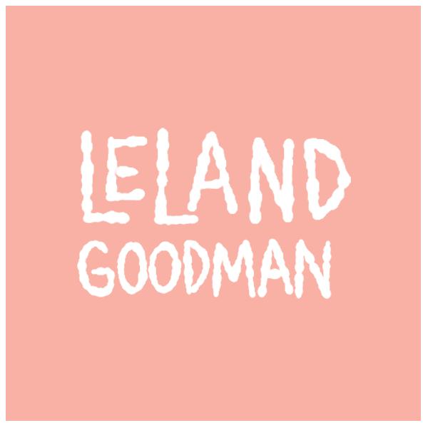 goodman logo. leland goodman logo i