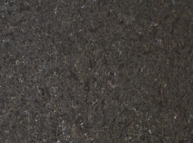 "Black Pearl Leatherd- Slab sized 130""x76""- Level 2 Granite"