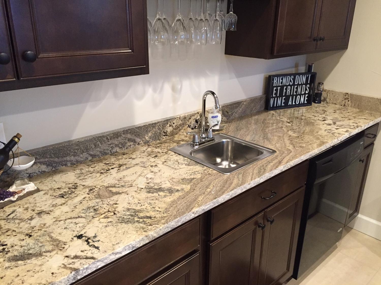 granite kitchen sinks denver Lava Vanity