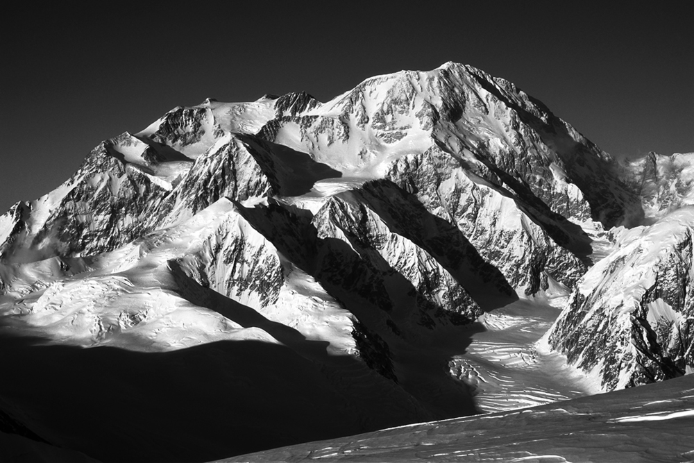 Denali West Buttress Route