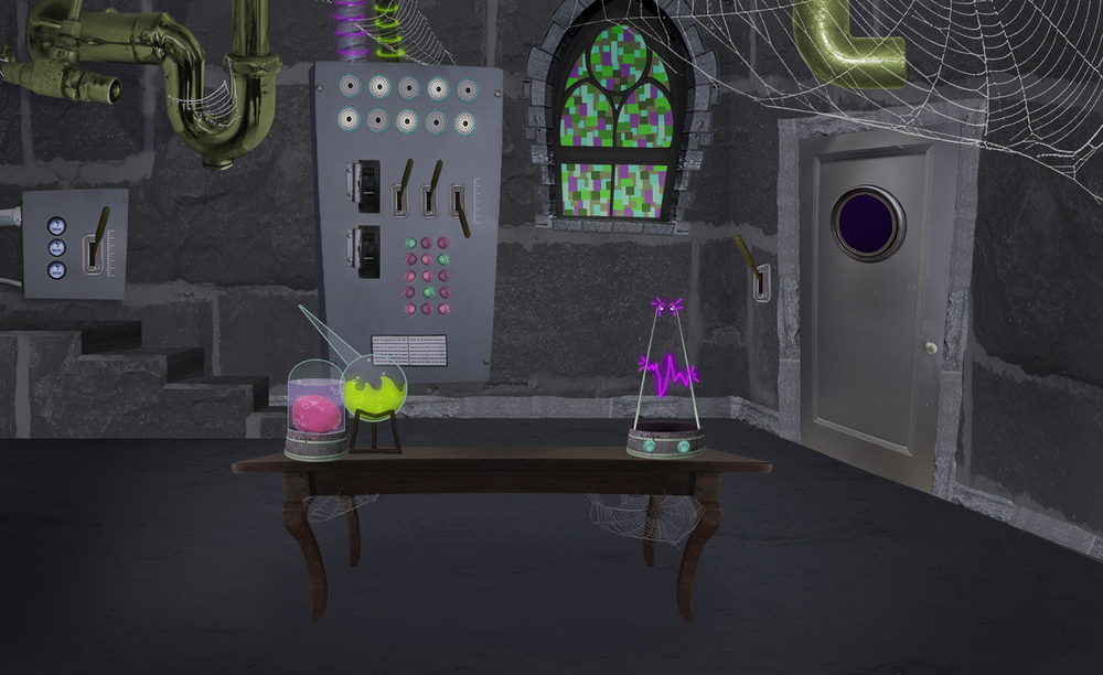 Mad Scientists Laboratory Mad Scientist Lab by