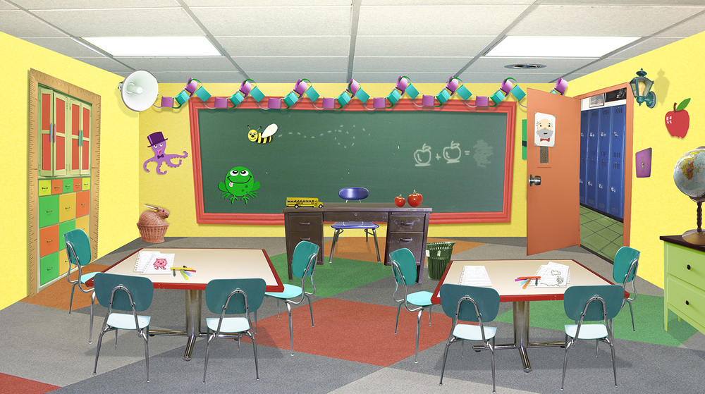Classroom Wallpaper Design : The gallery for gt powerpoint backgrounds black and white