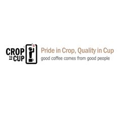Coffee provided by Crop to Cup