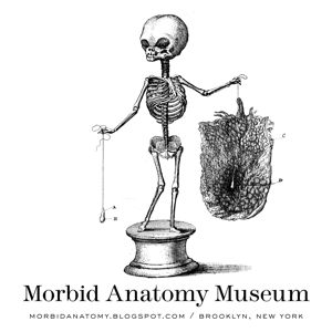 See this morbid exhibit in out event space.