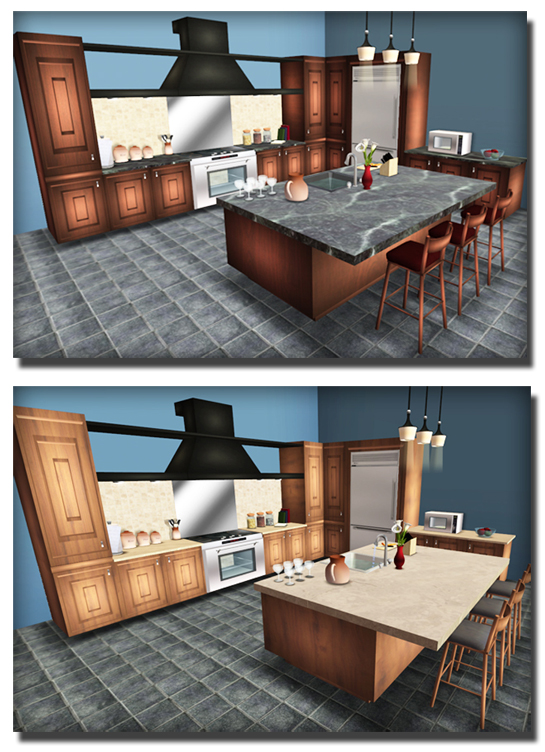 esmerelda full kitchen both
