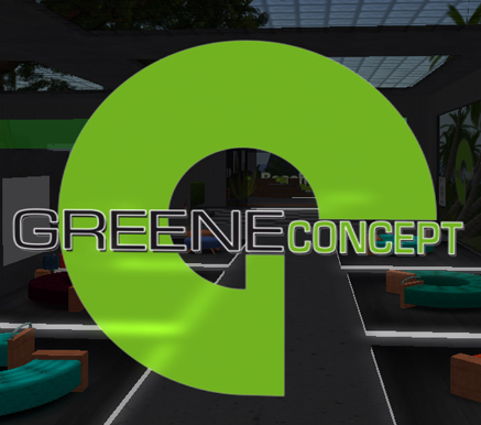 greene concept logo