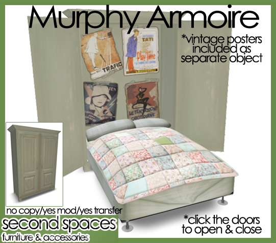 murphy armoire