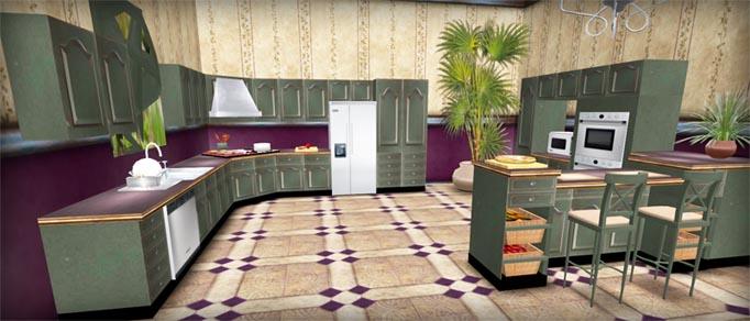 classic cuisine kitchen