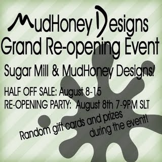 mudhoney grand reopening