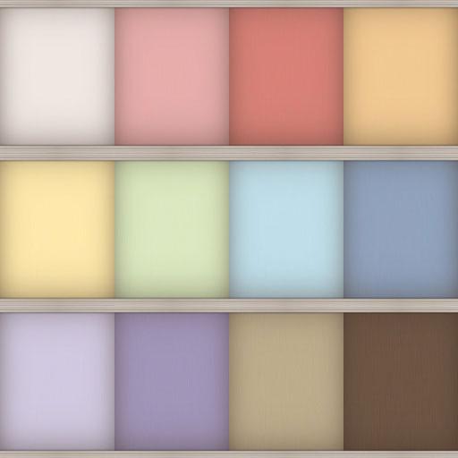 elate colors