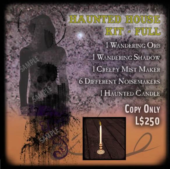 kunst haunted kit