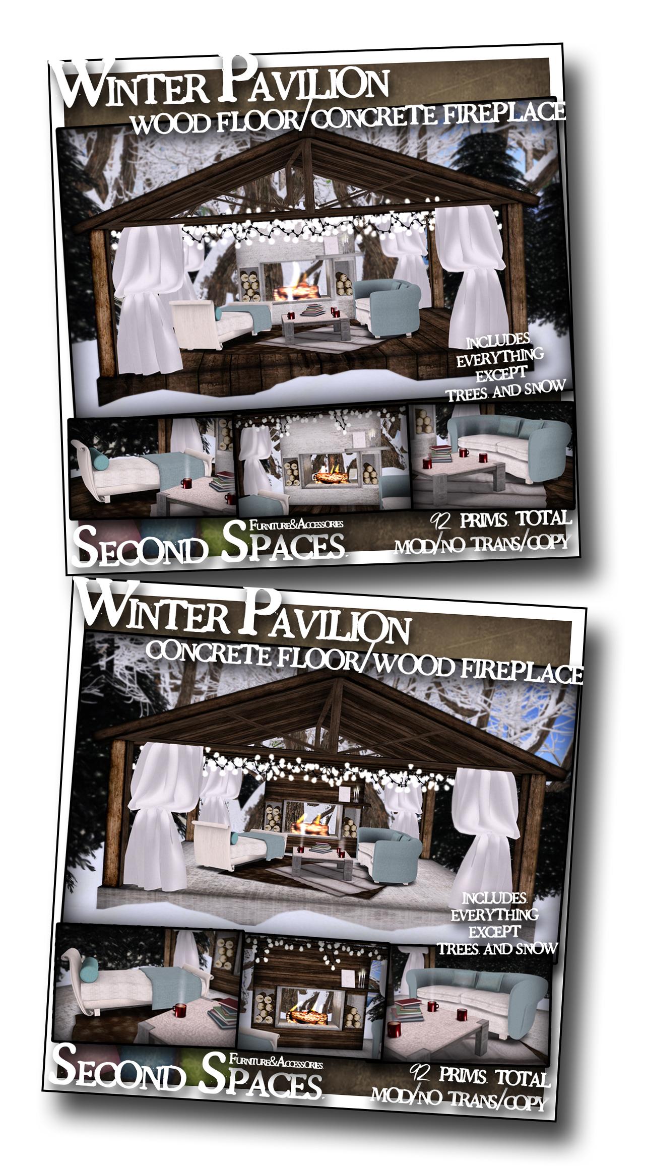combo winter pavilion