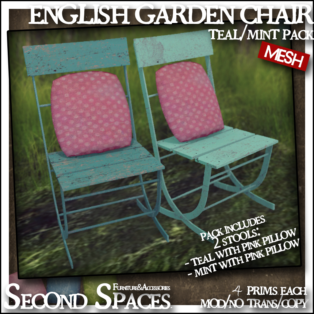 english garden_teal mint chair pack_promo