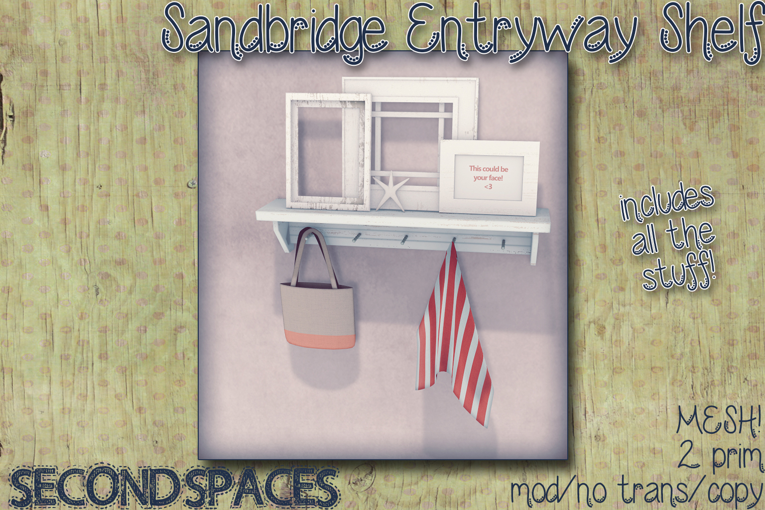 sandbridge shelf_vendor