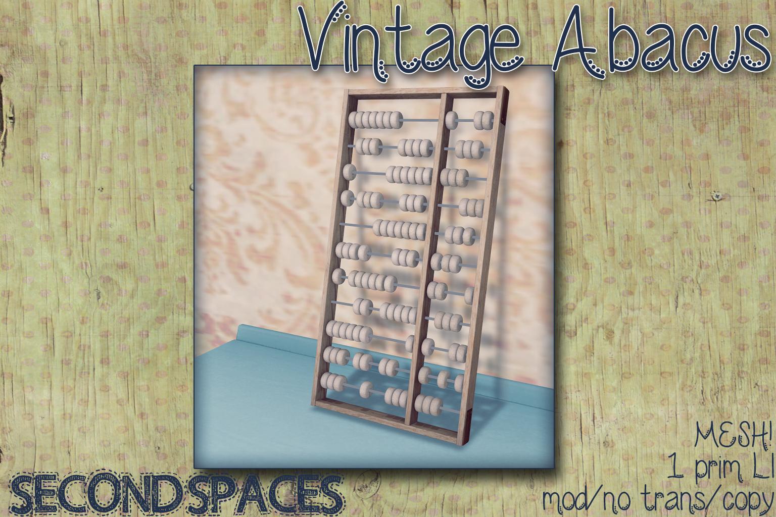 vintage abacus_vendor