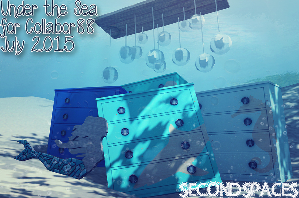 This Monthu0027s Theme Is U0027Under The Seau0027, And Iu0027ve Brought You Some Lovely  Pieces To Transform Your Home Into An Underwater Paradise...furniture Ly  Speaking.