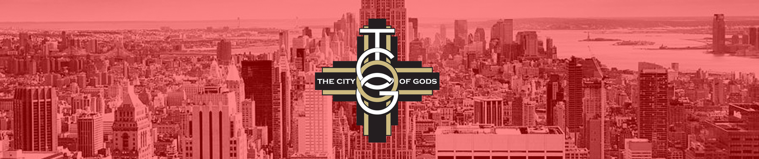 THE CITY OF GODS