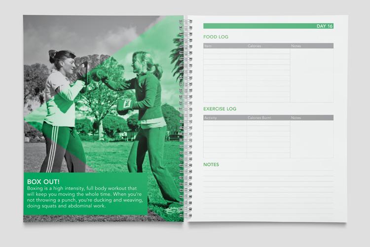 Metamorphosis - Personal Fitness Diary