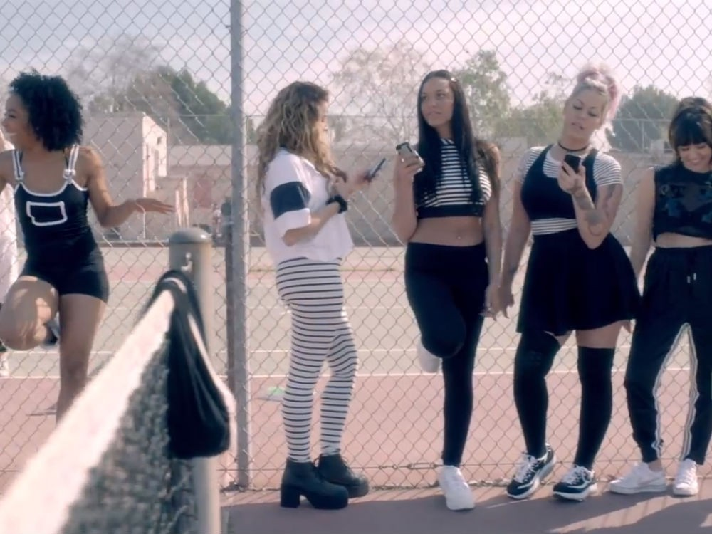 Still from Iggy Azalea's Fancy music video