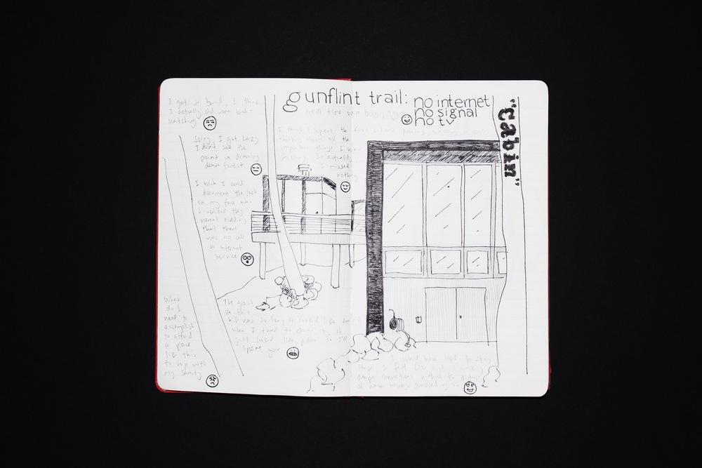 A peak into Josef's Sketchbook.