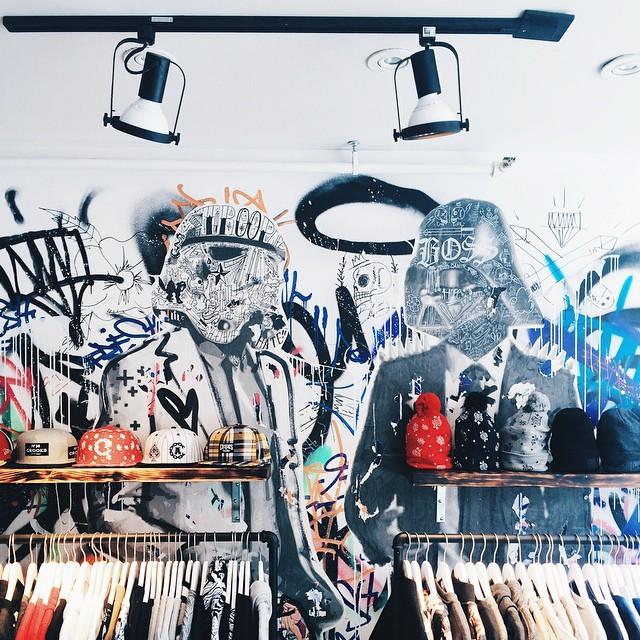 Instock Showroom