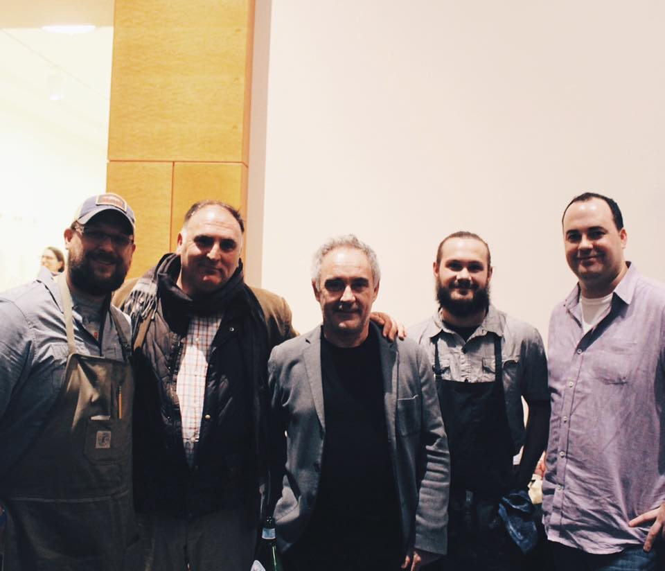 MSP Mag Ferran Adria Comes to the MIA