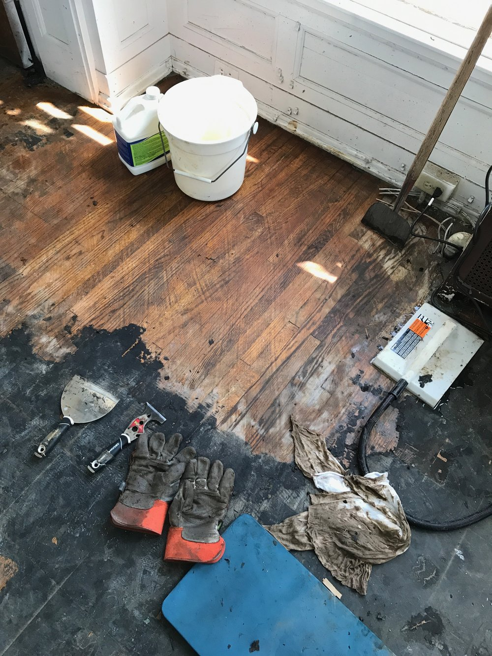 Floors stripped.JPG