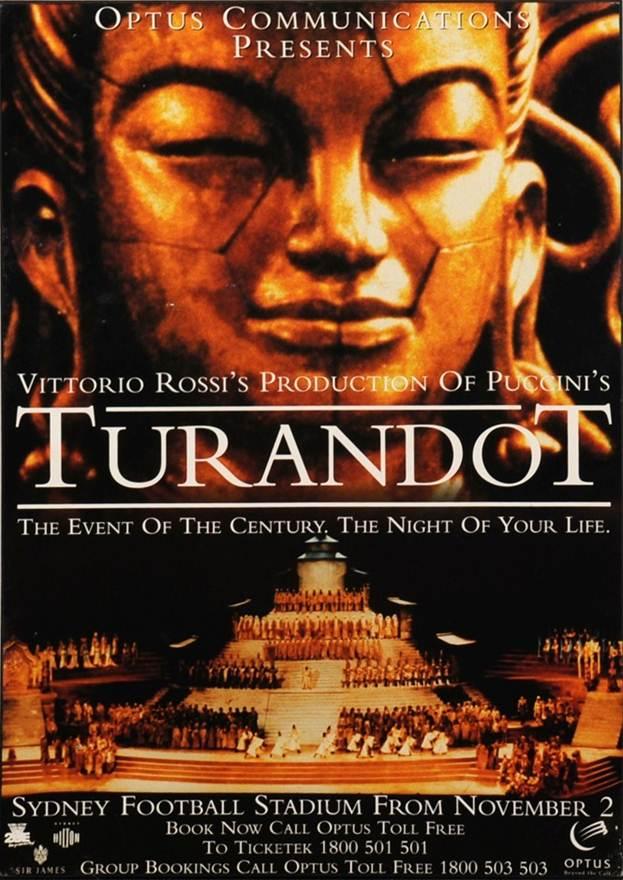 Turandot - Assistant Marketing & Sponsorship Coordinator