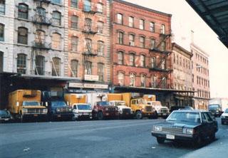 Old Tribeca - Duane St. Bet. Greenwich & Hudson