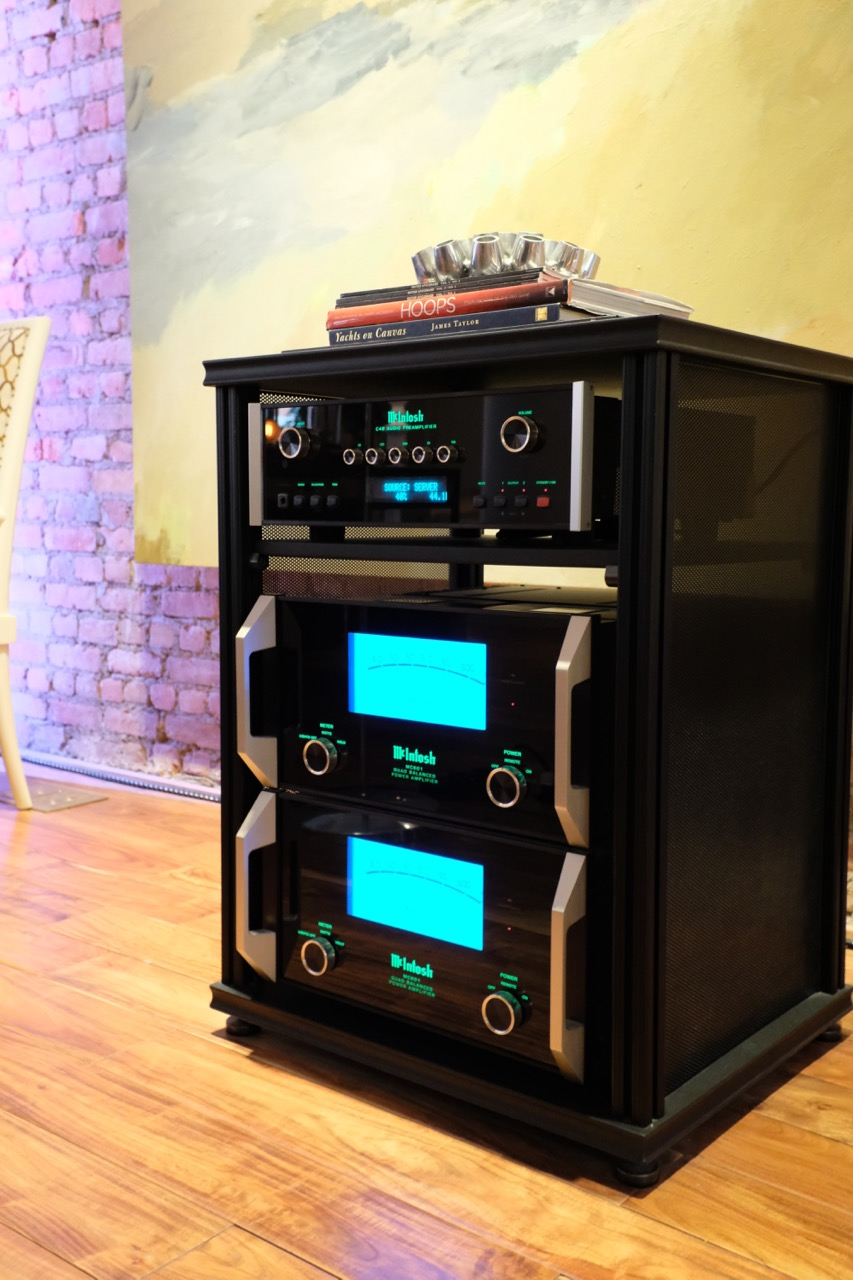 McIntosh continues to define the ultimate home entertainment experience