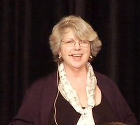 Marsha Linehan, creator of DBT