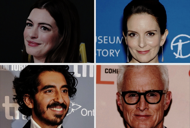 'Modern Love': Anne Hathaway, Tina Fey, John Slattery, Dev Patel Among Cast Set For Amazon's Anthology Comedy Series - From Deadline