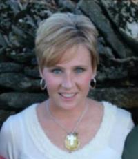 Alicia Hunter, 8th grade English teacher, Berea, Kentucky