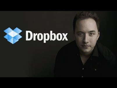 Drew Houston  Tempat, Tanggal Lahir : Acton, Massachusetts, USA, 4 Maret 1983   Pendidikan : Bachelor of Art / Science from Massachusetts Institute of Technology (2005)
