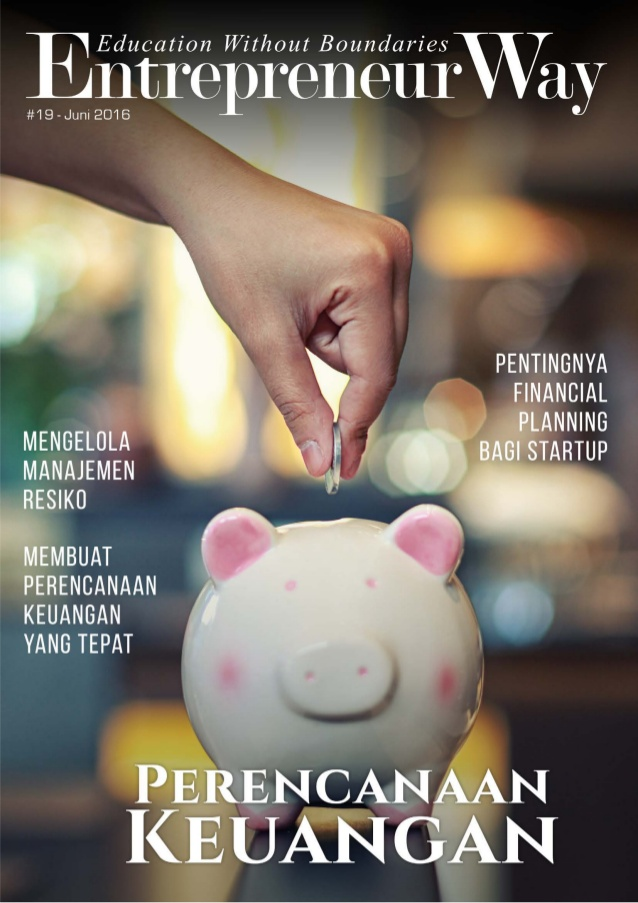 COVER ENTREPRENEUR WAY EDISI #19 - JUNI 2016