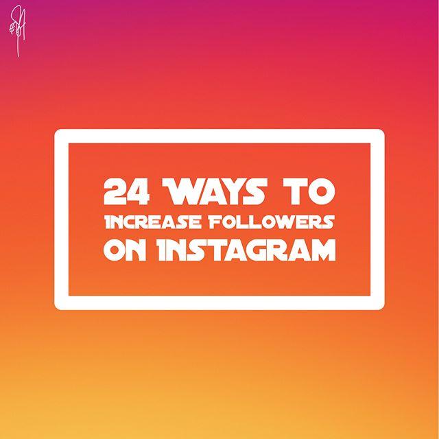 Taukah kamu? 🤓 Kalo menurut pak @epramono, ada 24 cara untuk naikin followers IG bisnis kamu secara alami 😱 . Kalau kamu ikutin sarannya, engga bakal ada lagi follower kamu yang kalo kamu posting cuman di komen 'nice photo 👍🏻'. Nah di sini mimin kasih kamu teasernya ya, sisanya langsung cek di akun nya @epramono