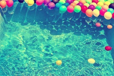 Water, Water, Water!! - Tonight's all about swimming, water balloons, music, and hanging out.
