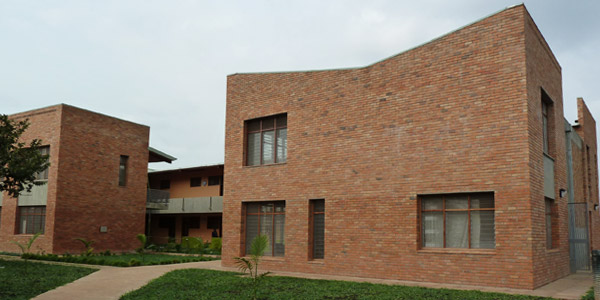 New Clinincal and Administration Building, Hospice Africa, Kampala, Uganda