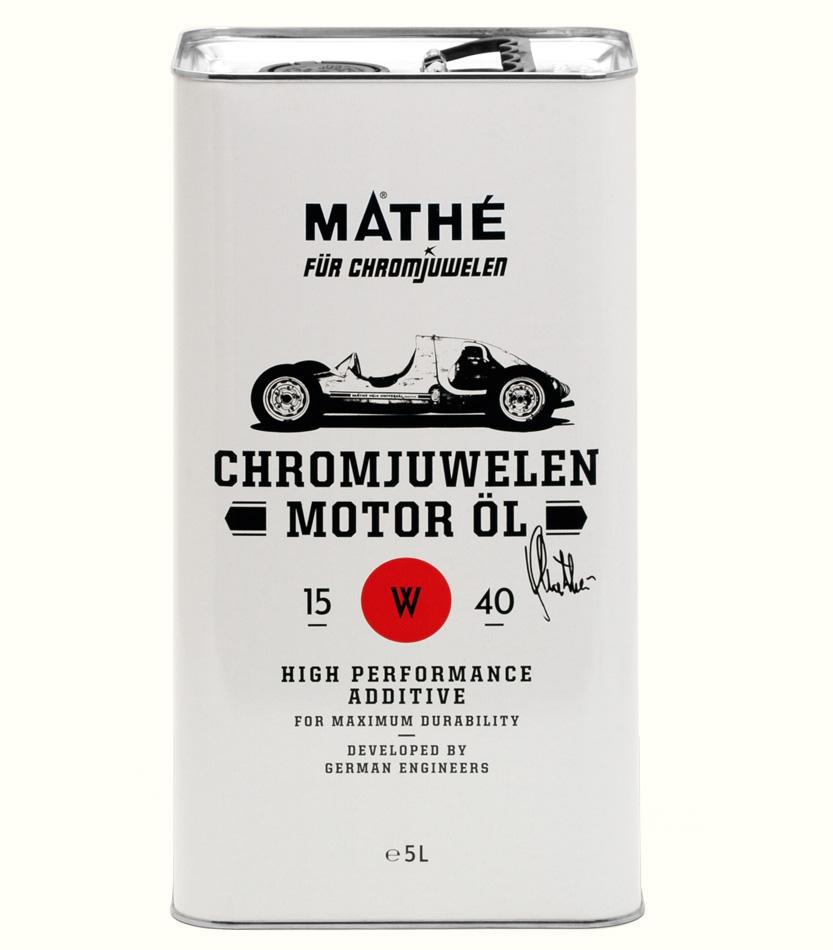 Jetzt direkt beim Hersteller bestellen:Chromjuwelen 15W-40 5,0 Liter — EUR 79,90