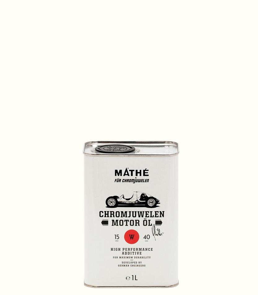 Jetzt direkt beim Hersteller bestellen:Chromjuwelen 15W-40 1,0 Liter — EUR 18,90