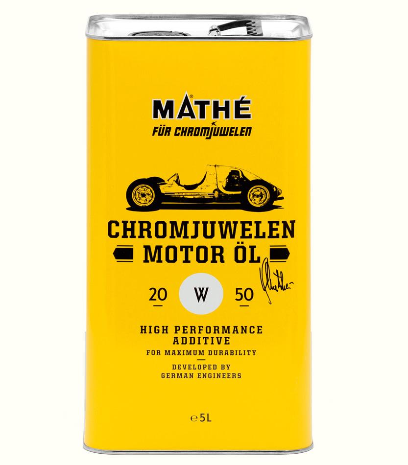 Jetzt direkt beim Hersteller bestellen:Chromjuwelen 20W-50 5,0 Liter — EUR 79,90