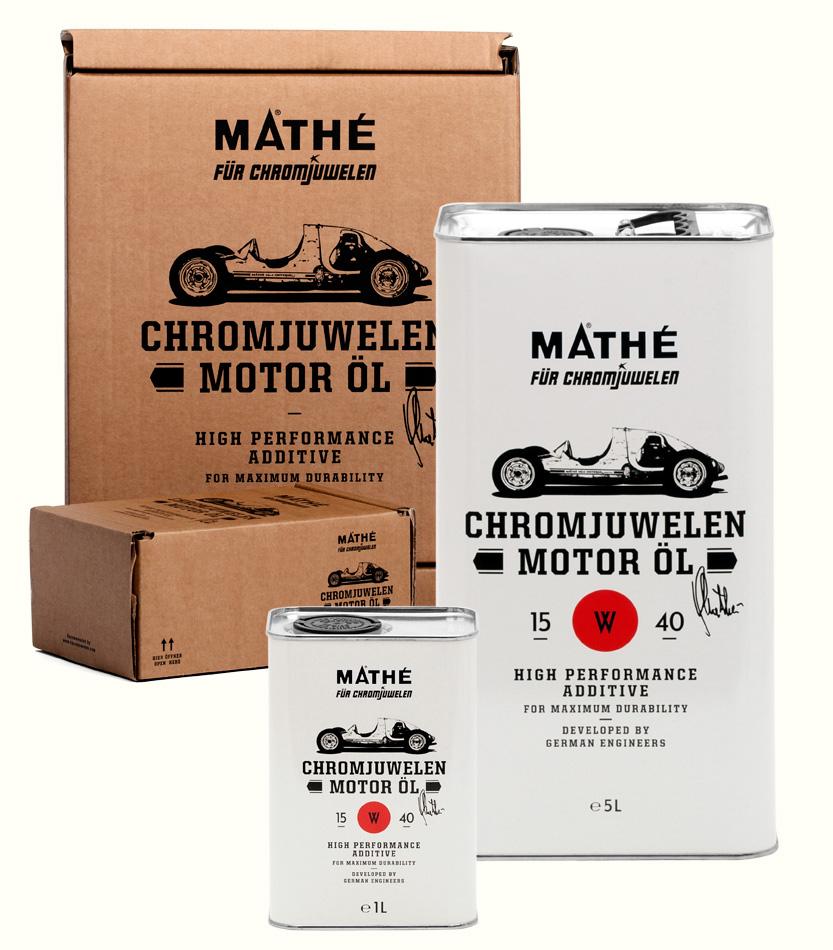 """Jetzt direkt beim Hersteller bestellen:Chromjuwelen 15W-40, """"5+1""""-Bundle (6,0 Liter) — EUR 89,90*"""