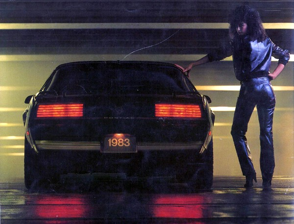 1983 Pontiac Firebird — Ralf Becker | I work with cars and ...